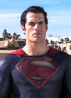 Michael Wilkinson has done a phenomenal job designing the Superman suit for Man of Steel and Batman v. Superman: Dawn of Justice. In BvS, the suit kept. Superman Suit, Superman Henry Cavill, Superman Man Of Steel, Batman Vs Superman, Batman Begins, Dc Movies, Marvel Movies, Wonder Man, Dc Comics Heroes