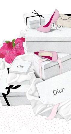 Fashion ilustration dior beautiful 27 ideas for 2019 Megan Hess Illustration, Woman Illustration, Arte Fashion, Fashion Beauty, Fashion Design, Dior Addict, Miss Dior, Shoe Art, Fashion Sketches