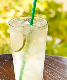Free today 7/13 - only 50 calories. Cool Lime Starbucks Refreshers™ Beverage | Starbucks Coffee Company