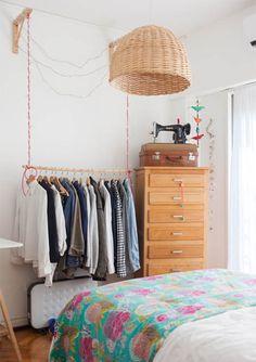arara de roupas