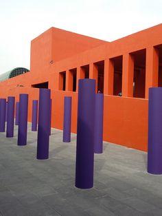 CNA. Centro Multimedia. Legorreta
