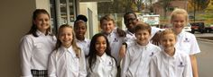 Thank you to these Middle School SGA student ambassadors for assisting with our visitors for Christian Schools In-service.  Lipscomb Academy hosted approximately 630 educators on campus for professional development!