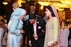 Blissful moment captured at Asad Farooq Photography. #Pakistan #BridalPhotography