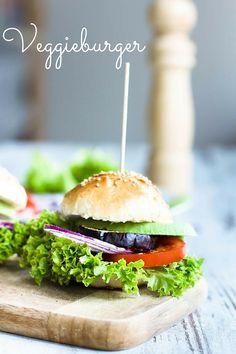 Veggie-Burger - Kaschula