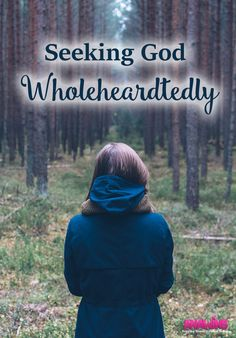 Do you have a desire to seek God with your whole heart but don't know where to start? Find out how we can use David's example to help us in our daily walk with Jesus.
