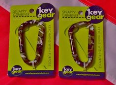 Snappy Carabiner camo bug out bag emergency tactical gift Keygear Gift UST 2 fun