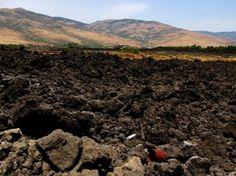 Mt Etna fothill - lava