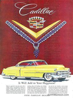 Cadillac - 19531123 Life