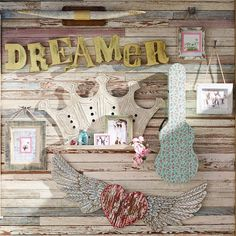 Junk Gypsy Dream Big Art | PBteen