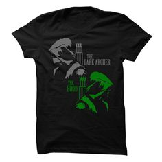 (Tshirt Like) Arrow [Tshirt design] Hoodies, Tee Shirts