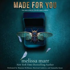 Made for You, a #Suspenseful #YA #Fantasy #Thriller by @melissa_marr, can now be sampled in audio here... http://amblingbooks.com/books/view/made_for_you