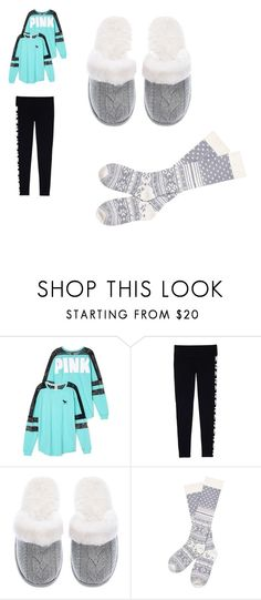 """""""white girl in the winter"""" by badwitch-69 on Polyvore featuring Victoria's Secret"""