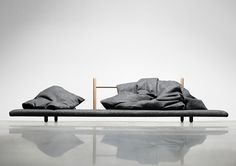 Beddo – Japanese for 'bed' – designed by Christina Liljenberg Halstrøm