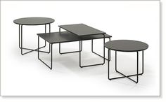 Band table by Adea Minimalist, Shelves, Living Room, Furniture, Band, Tables, Home Decor, Design Products, Petra