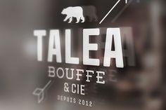 Branding - Talea on Behance