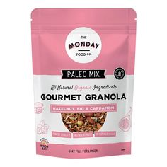 Muesli and Granola Archives Paleo Muesli, Granola, Pecan, Fig, Berries, Nutrition, Wellness, Gourmet, Berry Fruits