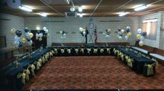 Black and Gold 30th