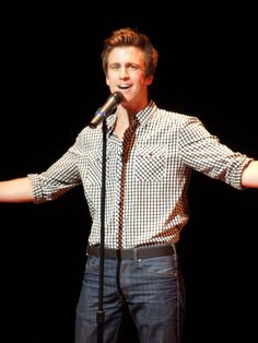 Gavin Creel...his voice kills me! It's just...cant describe it. If you haven't heard him sing....im judging you