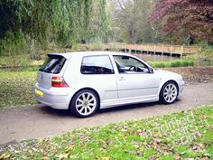 Modified VW Golf Mk4 16v 1999 Picture