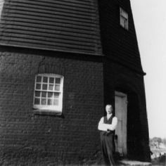 The last Miller, Mr Bonner, taken in 1935 Windmill, Old Photos, History, Film, House, Art, Old Pictures, Movie, Art Background
