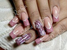 Nails libelulas