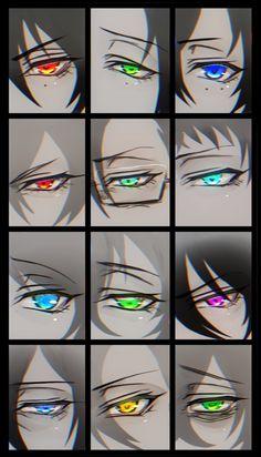 Manga Eyes, Anime Eyes, Desenhos Love, Anime Group, Film D'animation, Rap Battle, Anime Sketch, Eye Art, Drawing Reference