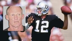 Todd Marinovich Arrested While Naked For Possession