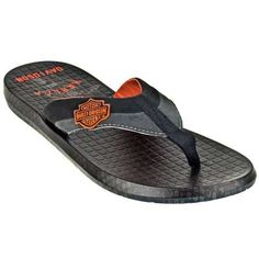 e681f57f437f3a Harley Davidson Sandals  Men s 93500 Adams Black Sandals