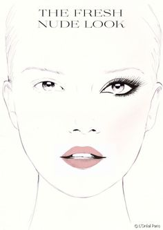 Apply a neutral color to your eyelids to work as a base, and give an even tone. Try to find a color as close to your own skin tone as possible.