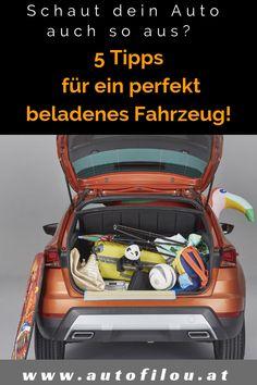 Im Urlaub oder auf anderen Roadtrips muss das Auto optimal gepackt und beladen werden. Auto packen - so klappt's. Land Rover Discovery Sport, Audi A4, Peugeot, Mercedes Benz, Camper, Roadtrip, Drive Inn Theater, Diesel Engine, Opel Corsa