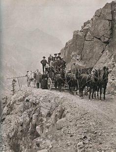 Million Dollar Highway, 1878