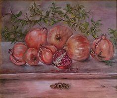 "Vasto Gallery: Carmelina Silla, ""Melagrane"", 2012."