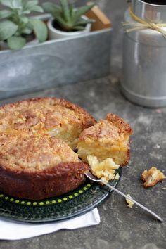 recette - gâteaux aux pommes