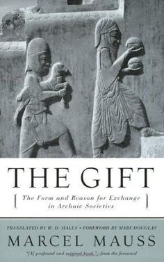 "ONLINE BOOK ""The Gift by Marcel Mauss""  mp3 doc amazon page pc eng"