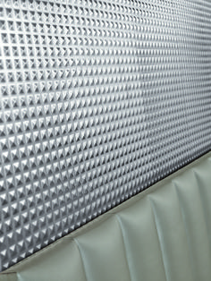 #wall tiles - New colour Matt Chrome from collection Wobder by Love Tiles