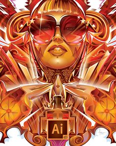 Learn new features and tools of Adobe Illustrator CC 2014