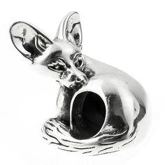 395b050f1 Fennec - Desert Fox charm #auroracharm #animal #jewellery #fennec #fox #