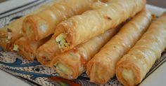 Alle varianten van börek vind ik heerlijk. Deze deegrolletjes (vandaar de naam sigara) met kaasvulling heb ik veel in Istanbul gegeten. J...