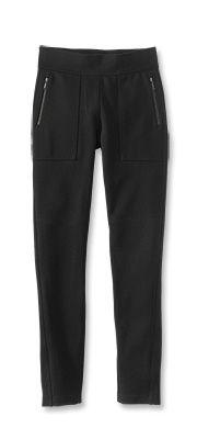 Just found this Elastic Waist Ponte Knit Pants - Ponte Slim-Legged Moto Pants -- Orvis on Orvis.com!