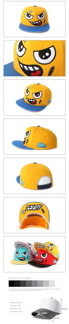 [Amazing cute snapback] GANG KID from allcap B2B marketplace portal & South Korea product wholesale.