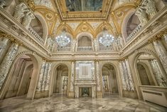Photographer Kris Catherine gives an exclusive look inside the opulent mansions of Elkins Estate British Architecture, Baroque Architecture, Classical Architecture, Architecture Details, Historic Architecture, Old Mansions, Mansions For Sale, Abandoned Mansions, Mansion Designs