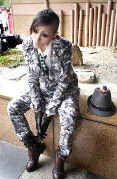 Source: Tokyo Ghoul  Character: Uta) | by nilakuna