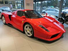 Ladies & Gents, the time has now come - The BEST Ferrari Enzo IN THE WORLD is now up for SALE!