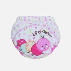 2016 1Pcs Baby Boys Girls Washable Diapers Cute Cloth New Reusable Diapers Nappies Cotton Training Panties Diapers IKJ7458
