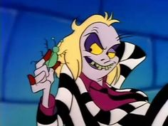 Beetlejuice Based on the -- ta da! -- hit movie, this cartoon was actually developed and executive-produced by film director Tim Burton. Halloween Cartoons, 90s Cartoons, Spawn, Juice Movie, Beetlejuice Cartoon, Saturday Morning Cartoons, Horror Show, Best Horrors, Tim Burton