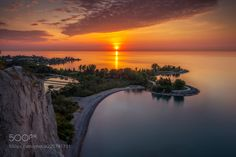 Golden Sunrise by Marvin_Ramos