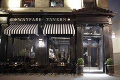 Wayfare Tavern, San Francisco. Such a great restaurant.