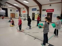 Carly's PE Games: P.E. Christmas Games