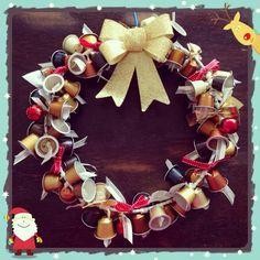 Mimos de Infância: A trabalhar para o Natal com cápsulas de café