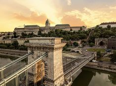 Tower Bridge, Budapest, Travel, Viajes, Trips, Traveling, Tourism, Vacations